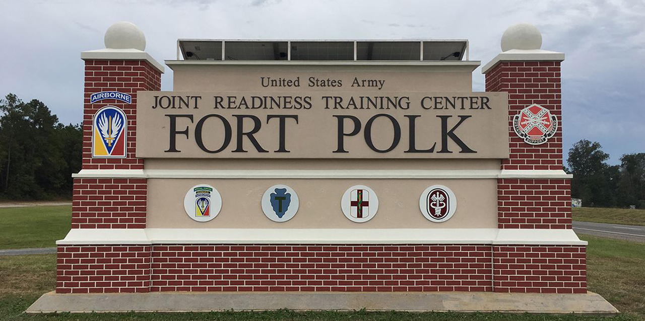 Fort Polk Vernon Parish Louisiana's Legend Country